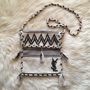 YSL Limited Edition Crossbody Hobo Bag